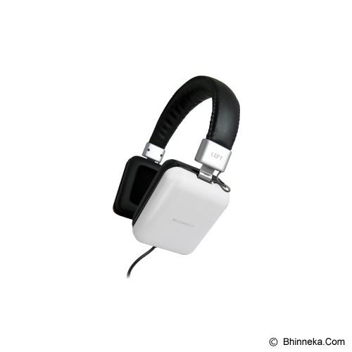 ZUMREED Square Headphone [ZHP-010] - White - Headphone Portable